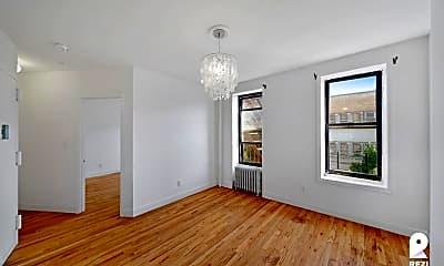 Living Room, 243 E 120th St #3F, 0