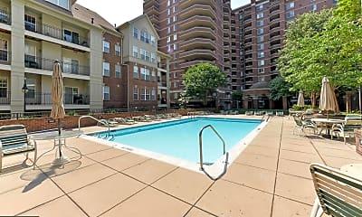 Pool, 2330 14th St N 402, 2