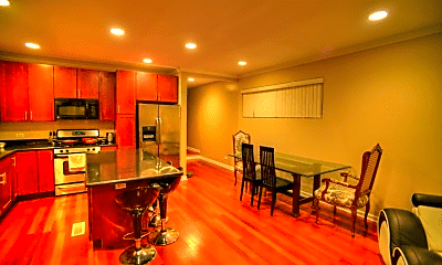 Dining Room, 214 S Wood St, 1