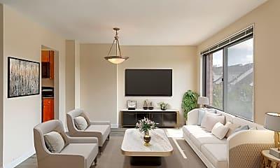 Living Room, Park Adams, 1