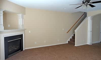 Living Room, 705 W Parris Avenue, 1