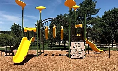 Playground, Rolling Hills Apartments, 2