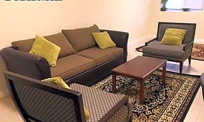 Living Room, 2517 Forest Glen Rd, 2