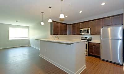 Kitchen, 101 Nott Terrace 303, 0