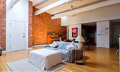 Bedroom, 201 S West St, 2
