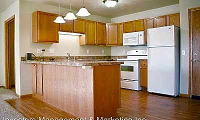 Kitchen, 2820 5th Street NW A, B and C, 0