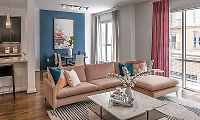 Living Room, 5354 Fannin St, 0
