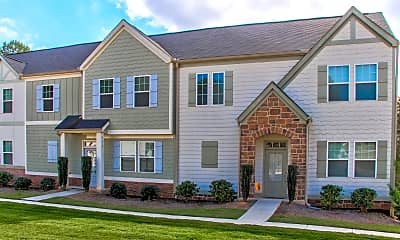Building, Fountains at Kelly Mill Townhomes, 1