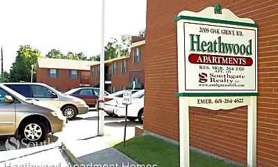 Community Signage, 2008 Oak Grove Rd, 1