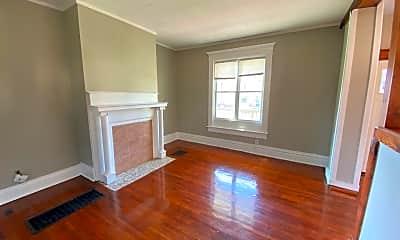 Living Room, 400 E 17th Ave, 1