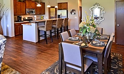 Dining Room, The Villas At Red Cedar Canyon, 0