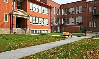 Building, Mount Washington Senior Apartments, 0
