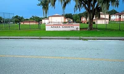Azalea Gardens, 1