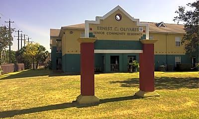 Ernest C. Olivares Senior Community Apartment, 1
