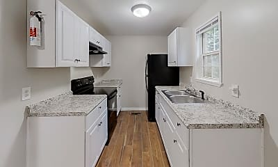 Kitchen, Room for Rent - English Avenue Home, 1