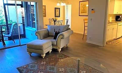 Living Room, 3645 Boca Ciega Dr 107, 0