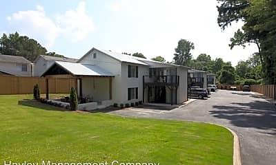 Building, 835 N Gay St, 1
