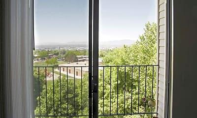 Patio / Deck, Orchard Lane Apartments, 2
