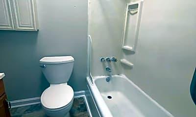 Bathroom, 1464 E 14th St, 2
