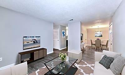 Living Room, Veridian at Sandy Springs, 0