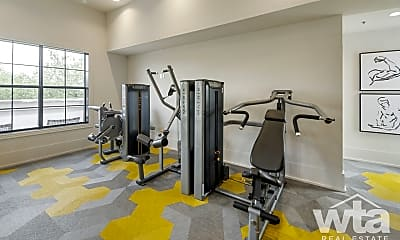 Fitness Weight Room, 12531 West State Highway 71, 2