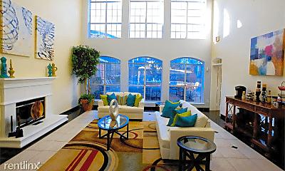 Living Room, 1701 Park Central Dr, 0