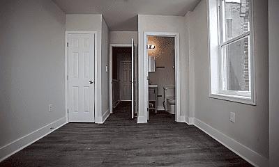 Bedroom, 2940 D St., 1