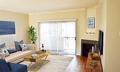 Living Room, 222 N Buena Vista St, 1