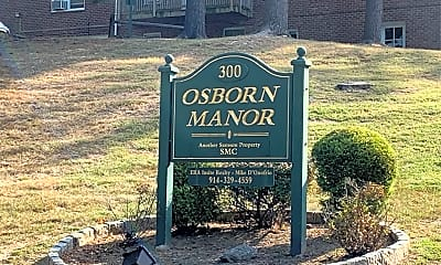 Osborn Manor, 1