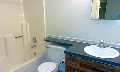 Bathroom, 1419 Riverside Ave., A/B, 2