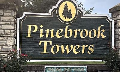 Pinebrook Towers, 1