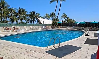 Pool, 1777 Ala Moana Blvd 910, 1
