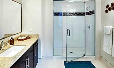 Bathroom, Parc Riverside, 2