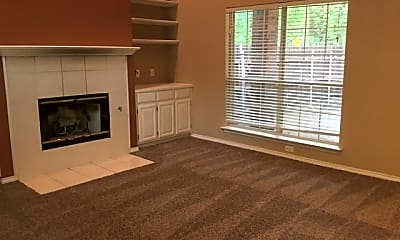 Living Room, 1405 Timber Creek Road, 1