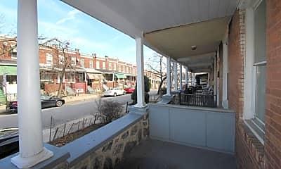 Patio / Deck, 703 Bartlett Ave, 1