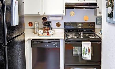 Kitchen, Berry Falls Apartments, 1