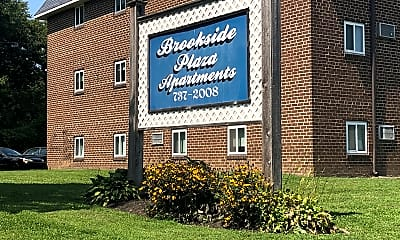 Brookside Plaza Apartments, 1