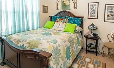 Bedroom, The Gardens at Brook Ridge Senior Living, 2