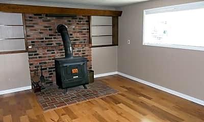 Living Room, 2408 N. Van Buren Ave., 1