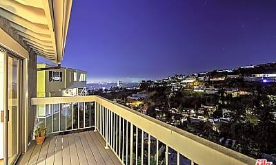 Patio / Deck, 8730 Hollywood Blvd, 0