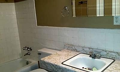 Bathroom, East Park Apartments, 2