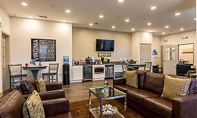 Leasing Office, Sterling King Apartments, 1