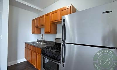 Kitchen, The Kenmore on Edgewater, 0