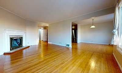 Living Room, 1393 18th Ave, 0