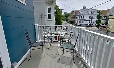 Patio / Deck, 305 Summer St, 2