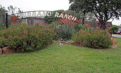 Community Signage, Serrano Ranch, 2