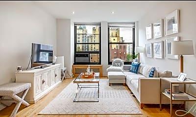 Living Room, 105 E 92nd St, 0