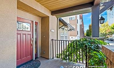 Patio / Deck, 108 Balbach Street, 4, 1