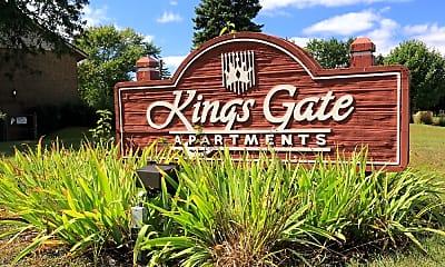 Kings Gate, 0