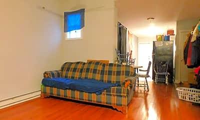 Living Room, 1636 Edgley St, 1